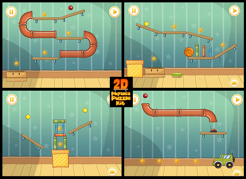 Học lập trình game Unity 2D